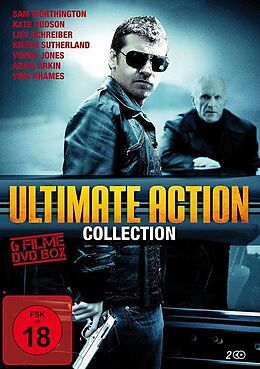 Ultimate Action Collection DVD-Box DVD