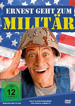Ernest geht zum Militär DVD