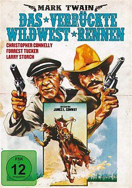 Das verrückte Wildwest-Rennen DVD