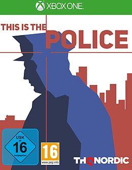 This is the Police [XONE] (F/I/E) comme un jeu Xbox One