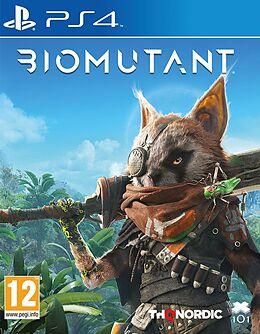 Biomutant [PS4] (D) als PlayStation 4-Spiel
