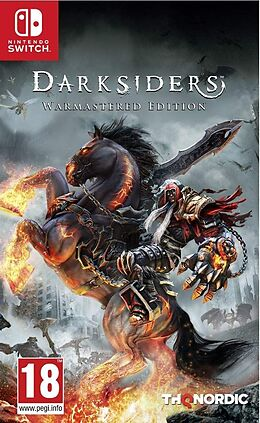 Darksiders - Warmastered Edition [NSW] (D) als Nintendo Switch-Spiel