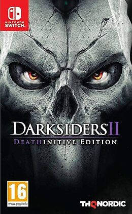 Darksiders 2 - Deathinitive Edition [NSW] (F/I) comme un jeu Nintendo Switch