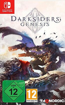 Darksiders Genesis [NSW] (F/I) comme un jeu Nintendo Switch