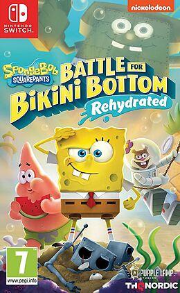 Spongebob SquarePants : Battle for Bikini Bottom - Rehydrated [NSW] (F) comme un jeu Nintendo Switch