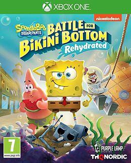 Spongebob SquarePants : Battle for Bikini Bottom - Rehydrated [XONE] (F) comme un jeu Xbox One