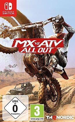 MX vs. ATV All Out [NSW] (F/I) comme un jeu Nintendo Switch