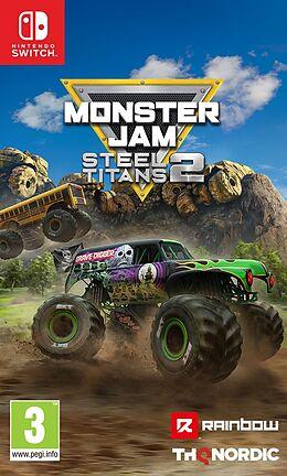 Monster Jam Steel Titans 2 [NSW] (F/I) comme un jeu Nintendo Switch