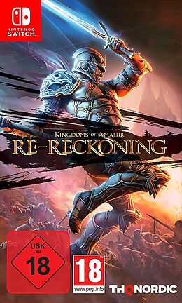 Kingdoms of Amalur - Reckoning Definitive Edition [NSW] (F/I) comme un jeu Nintendo Switch