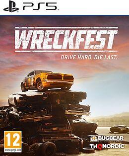 Wreckfest [PS5] (D) als PlayStation 5-Spiel
