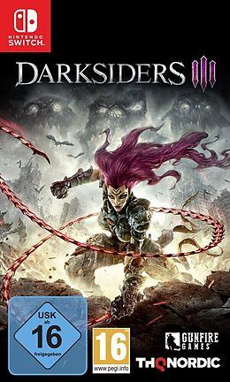 Darksiders 3 [NSW] (D) als Nintendo Switch-Spiel