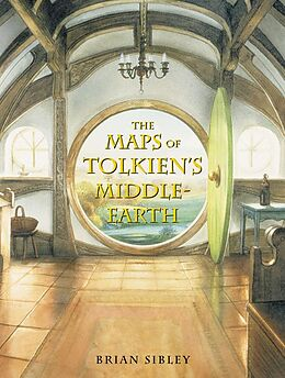 Fester Einband The Maps of Tolkien's Middle-earth von Brian; Howe, John Sibley