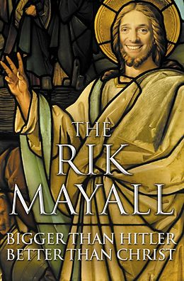 E-Book (epub) Bigger than Hitler - Better than Christ von Rik Mayall