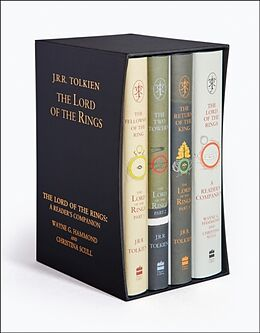 Fester Einband The Lord of the Rings Boxed Set. 60th Anniversary edition von J. R. R. Tolkien