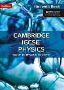 Kartonierter Einband Cambridge IGCSE Physics Student Book von Malcolm Bradley, Susan Gardner