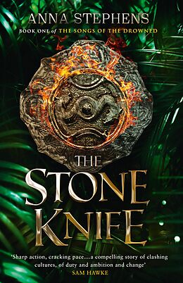 E-Book (epub) Stone Knife (The Songs of the Drowned, Book 1) von Anna Stephens