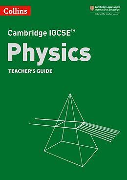 Kartonierter Einband Cambridge IGCSE (TM) Physics Teacher's Guide von Carol Davenport, Jeremy Pollard, Susan Gardner