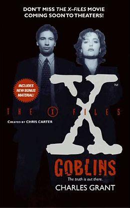 E-Book (epub) The X-Files: Goblins von Charles Grant