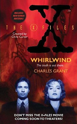 E-Book (epub) The X-Files: Whirlwind von Charles Grant