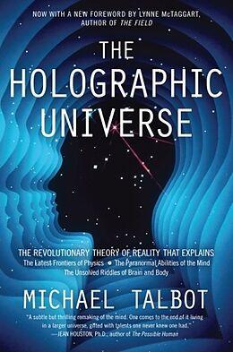 Kartonierter Einband The Holographic Universe von Michael Talbot