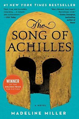 Kartonierter Einband The Song of Achilles von Madeline Miller