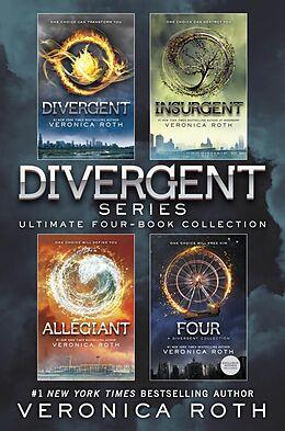 E-Book (epub) Divergent Series Ultimate Four-Book Collection von Veronica Roth