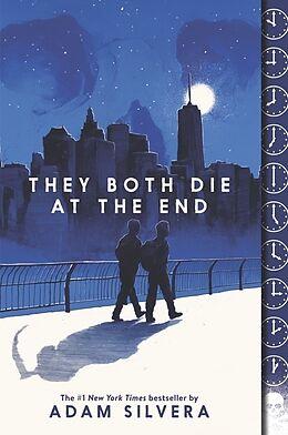 Couverture cartonnée They Both Die at the End de Adam Silvera