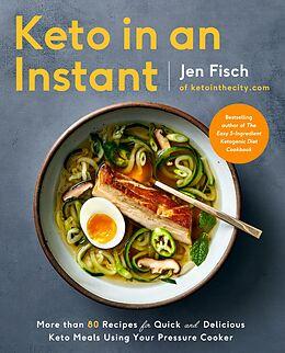 E-Book (epub) Keto in an Instant von Jen Fisch