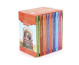 Kartonierter Einband Little House Complete 9-Book Box Set von Laura Ingalls Wilder