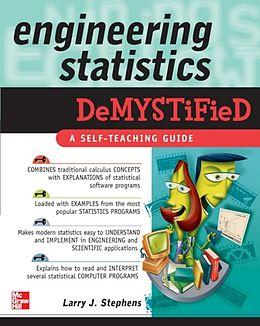 E-Book (pdf) Engineering Statistics Demystified von Larry Stephens