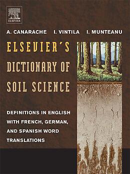 E-Book (epub) Elsevier's Dictionary of Soil Science von A. Canarache, I. I. Vintila, I. Munteanu