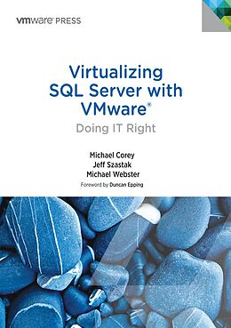 E-Book (pdf) Virtualizing SQL Server with VMware von Michael Corey, Jeff Szastak, Michael Webster