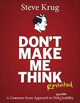 E-Book (pdf) Don't Make Me Think, Revisited von Steve Krug