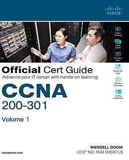 E-Book (pdf) CCNA 200-301 Official Cert Guide, Volume 1 von Wendell Odom