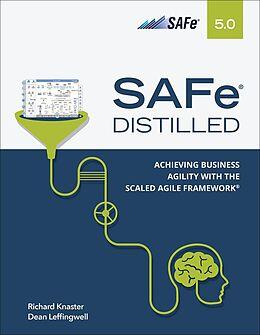 E-Book (epub) SAFe 5.0 Distilled von Richard Knaster, Dean Leffingwell
