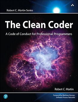 Couverture cartonnée The Clean Coder de Robert C. Martin