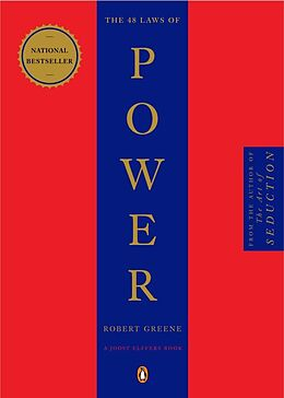 Kartonierter Einband The 48 Laws of Power von Robert Greene