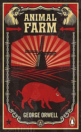 Kartonierter Einband Animal Farm von George Orwell