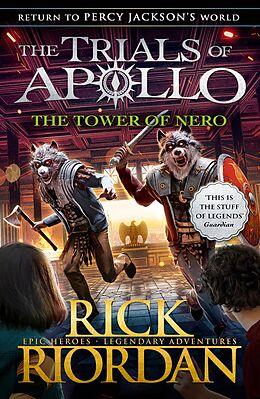 E-Book (epub) The Tower of Nero (The Trials of Apollo Book 5) von Rick Riordan