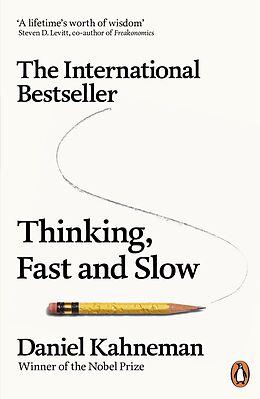 eBook (epub) Thinking, Fast and Slow de Daniel Kahneman