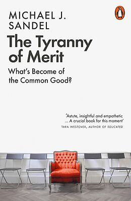 E-Book (epub) Tyranny of Merit von Michael J. Sandel