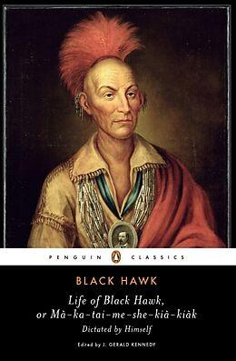 Poche format B Life of Black Hawk von Black Hawk