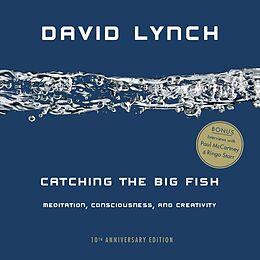Kartonierter Einband Catching the Big Fish von David Lynch