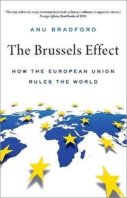 Kartonierter Einband The Brussels Effect von Anu Bradford
