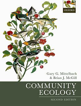 E-Book (pdf) Community Ecology von Gary G. Mittelbach, Brian J. McGill