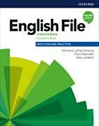 Couverture cartonnée English File. Fourth Edition. Intermediate. Students Book with Online Practice and German Wordlist de Christina Latham-König, Clive Oxenden