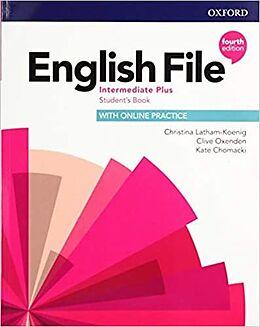 Set mit div. Artikeln (Set) English File: Intermediate Plus: Student's Book with Online Practice von