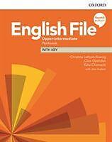 Kartonierter Einband English File: Upper-Intermediate: Workbook with Key von
