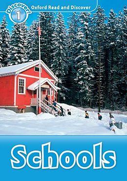 E-Book (pdf) Schools (Oxford Read and Discover Level 1) von Richard Northcott