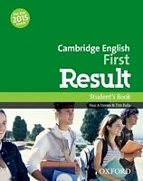 Kartonierter Einband Cambridge English: First Result: Student's Book von Paul Davies, Tim Falla